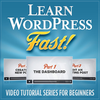 Learn wordpress the easy way